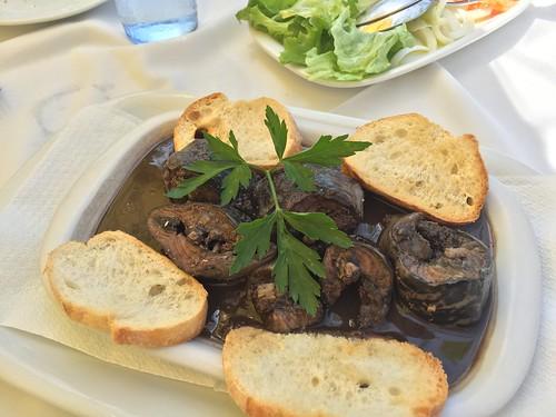 Braised Lamprey Eel Lunch