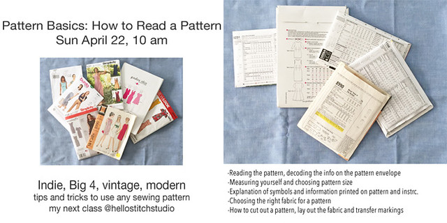 pattern reading for blog