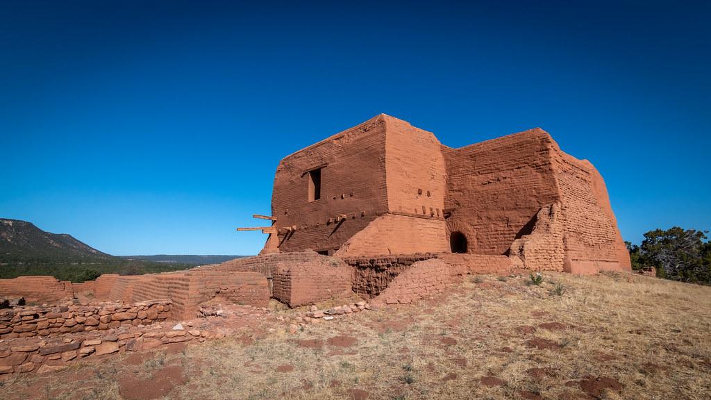 Pecos - Nouveau-Mexique - [USA]