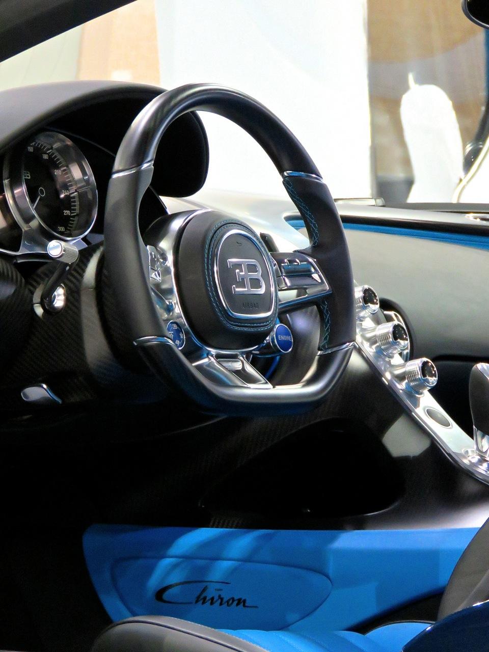 Bugatti Chiron Philly 14