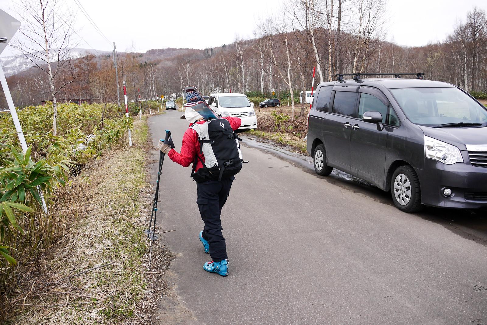 Mt. Shakotan Spring Skiing 2018 (Hokkaido, Japan)