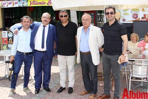 Ahmet Akar, Ferit Kesen, Hüseyin Kalaycı, Necati Masatlı, Necati Şatana