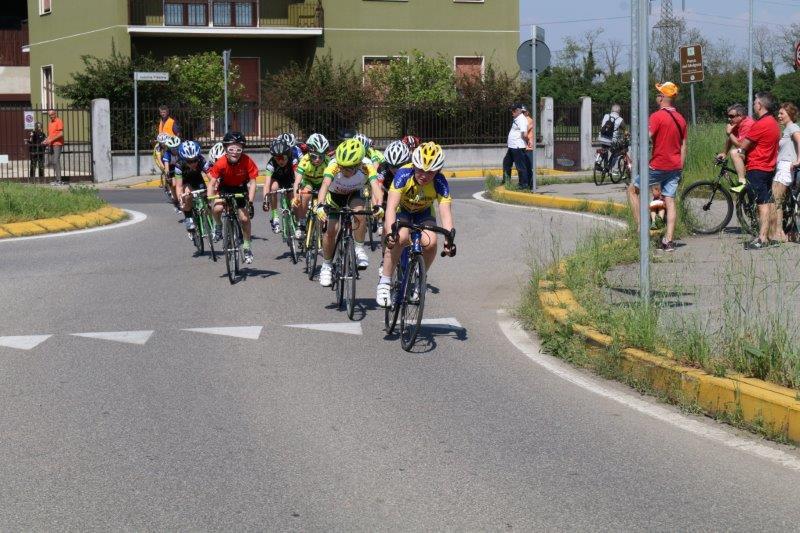 UC: Sangiulianese - Week End d'Aprile impegnativo per i giovani ciclisti