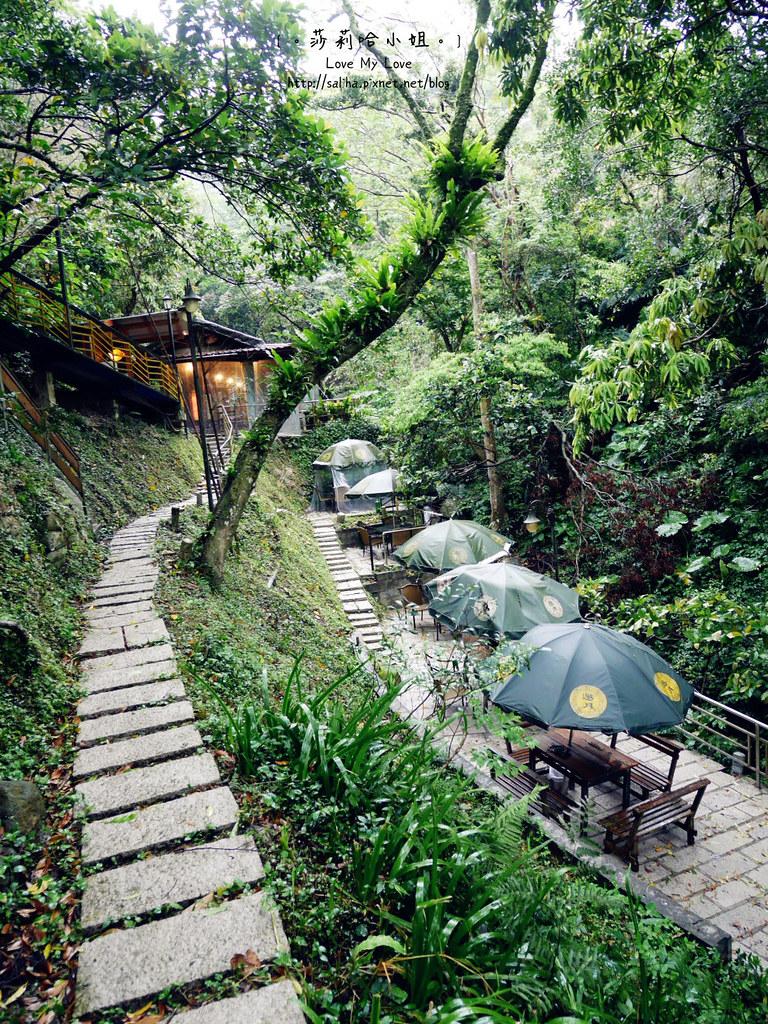 台北貓空景觀森林戶外餐廳推薦邀月茶坊 (13)