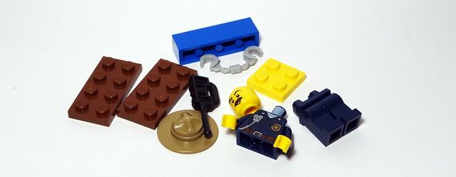 RECENZJA LEGO® City. Witamy w policji (7)