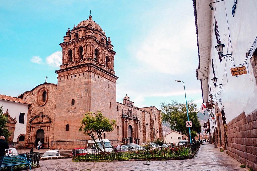 Things to do in Cusco| Iglesia De Santo Domingo