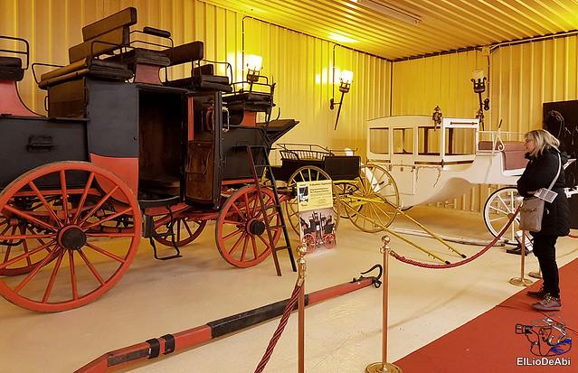 los Rolls Royce y otros clásicos de la Torre de Loizaga 4