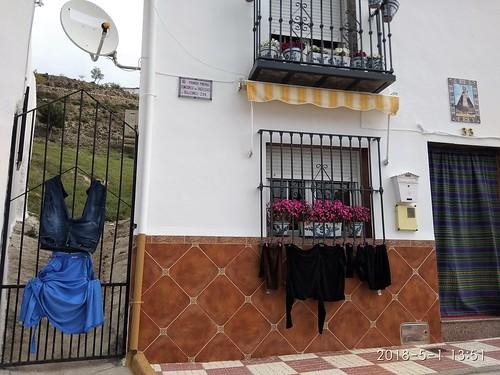 Primer premio ganador fachadas Montejícar.