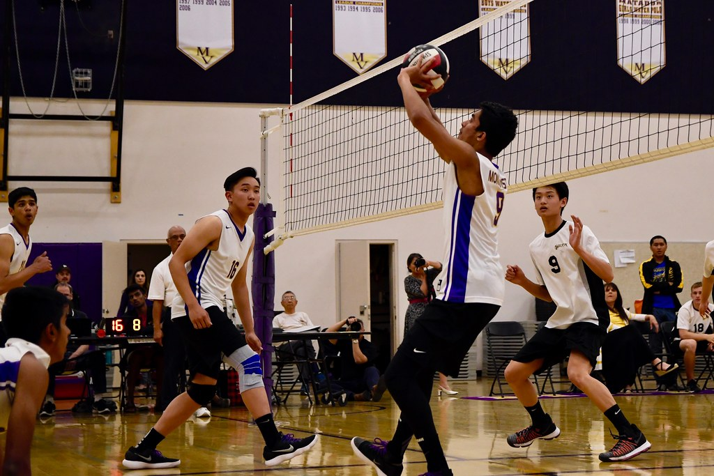 Boys volleyball: CCS Round 2
