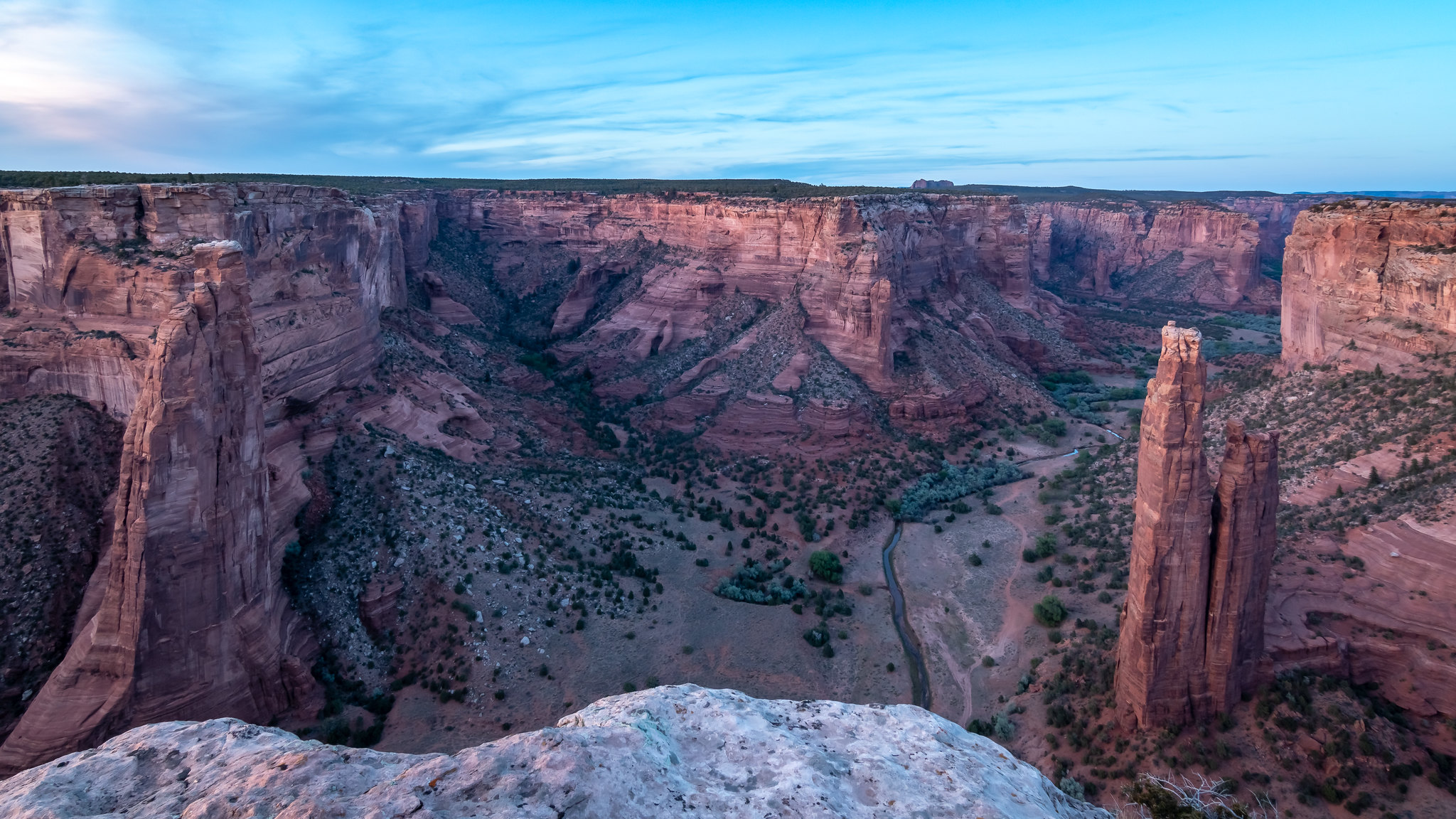 Canyon de Chelly - Arizona -  [USA]