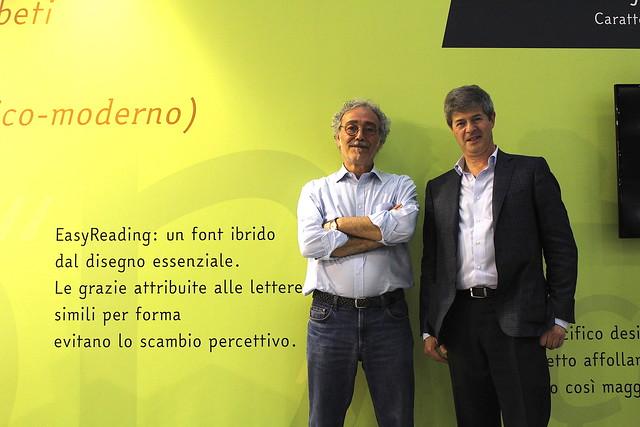 Federico Alfonsetti et Marco Canali