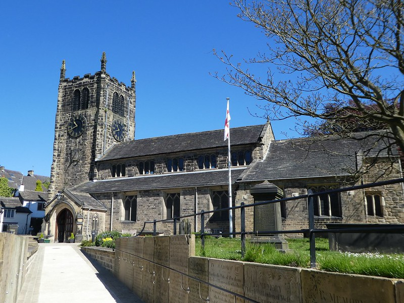 Bingley Parish Church