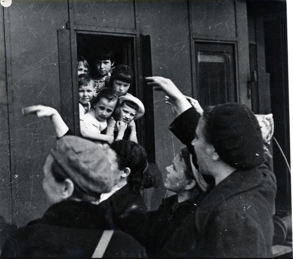 1941. Эвакуация