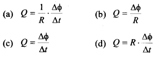 NEET AIPMT Physics Chapter Wise Solutions - Electromagnetic Induction and Alternating Current 40