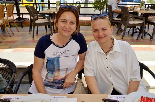Hande Doru, Fatma Yıldız.