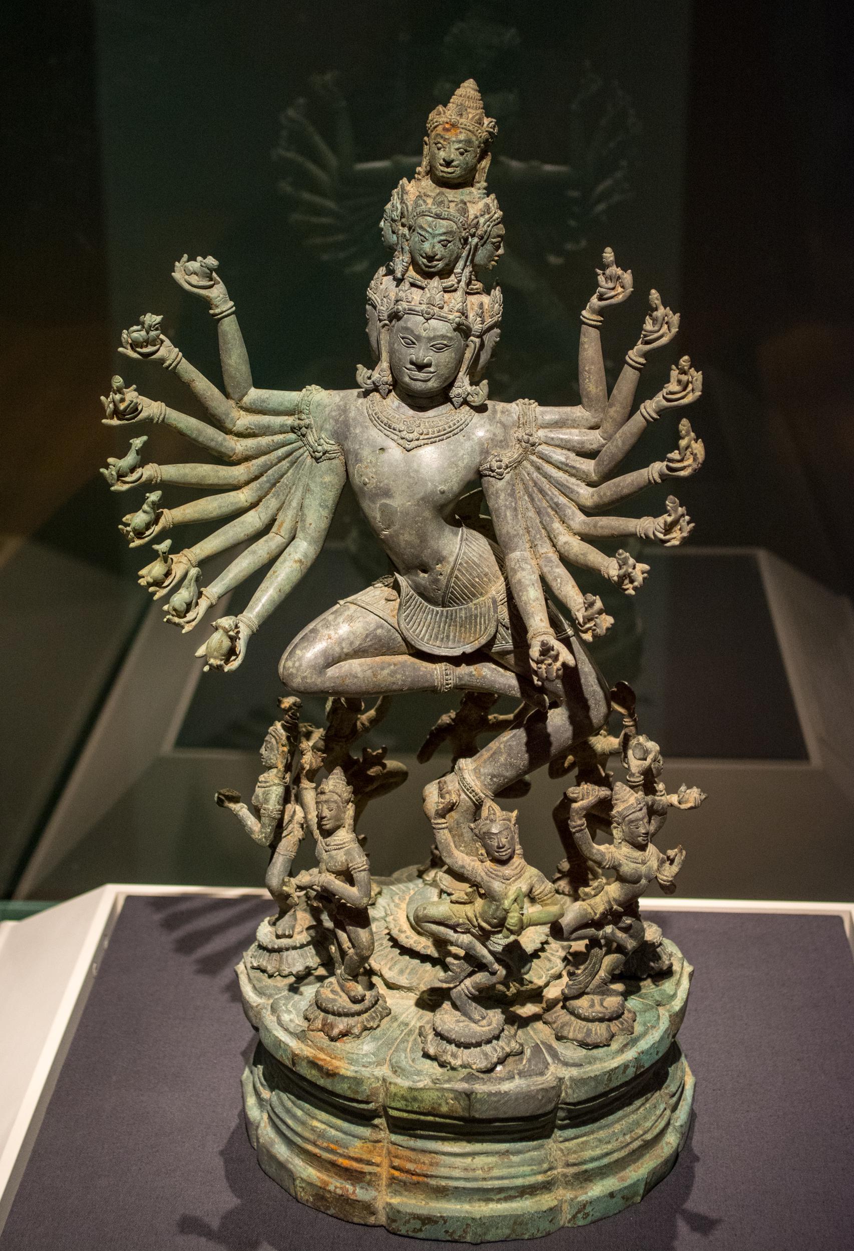 Hevajra - Beyond Angkor - Cleveland Museum of Art