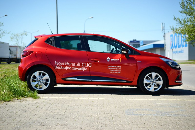 Najbolja ponuda za Renault Clio - sajamski bonus + bonus staro za novo