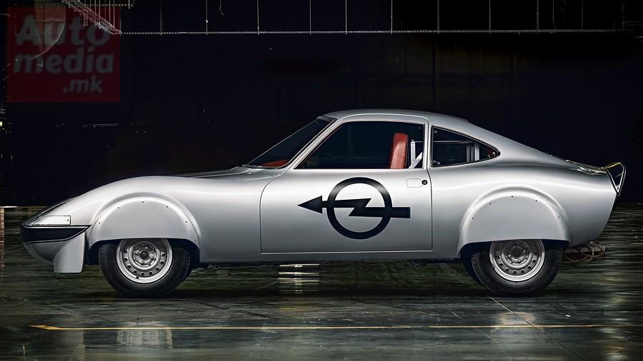 Opel GT istorija 14
