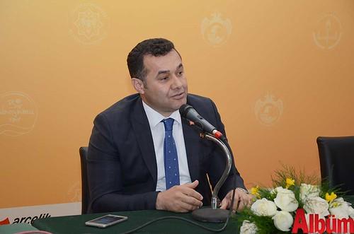 Alanya Belediye Başkanı Adem Murat Yücel