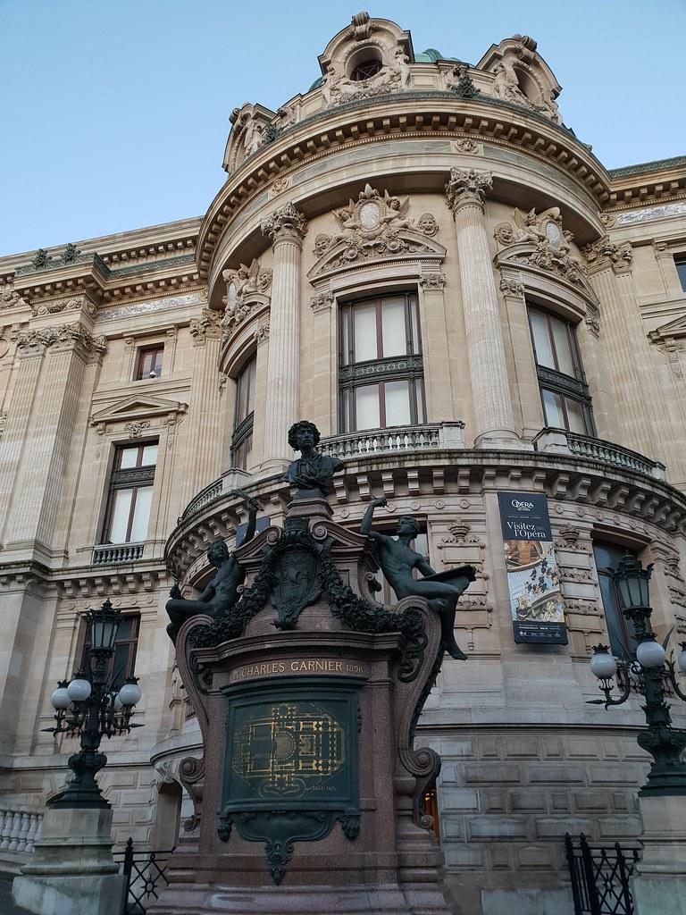 巴黎歌劇院Opéra de Paris-5