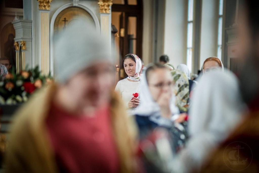 22 апреля 2018, Неделя 3-я по Пасхе. Cвятых жен-мироносиц / 22 April 2018, 3rd Sunday of Pascha. Sunday of the Myrrh-bearing Women