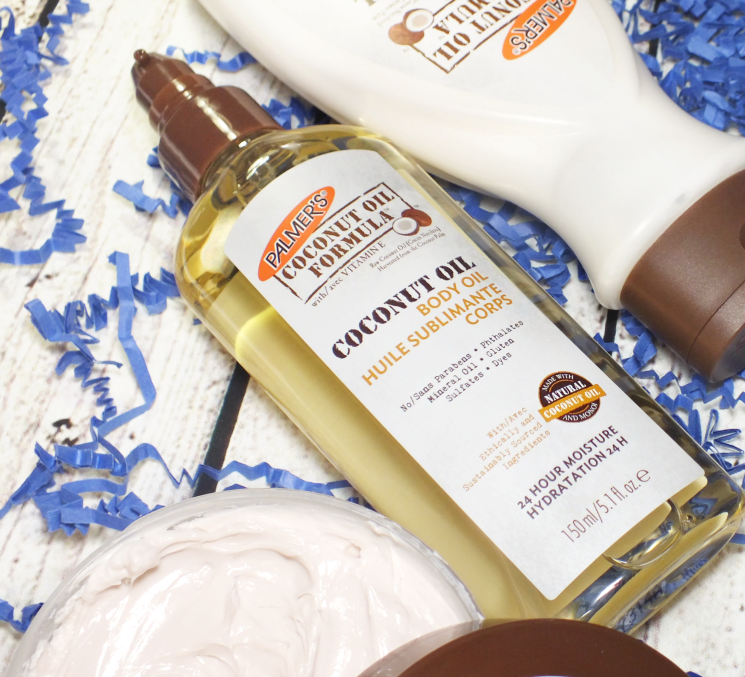 palmer's coconut oil formula body oil