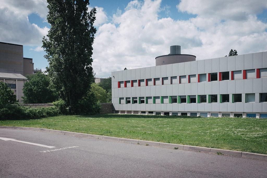 Eternit-Werke, Leimen