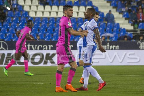 C.D. Leganés 0-3 Levante U.D. 07/05/2018