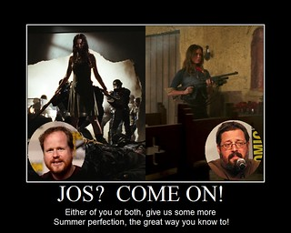 Summer glau Joss Whedon Josh Friedman