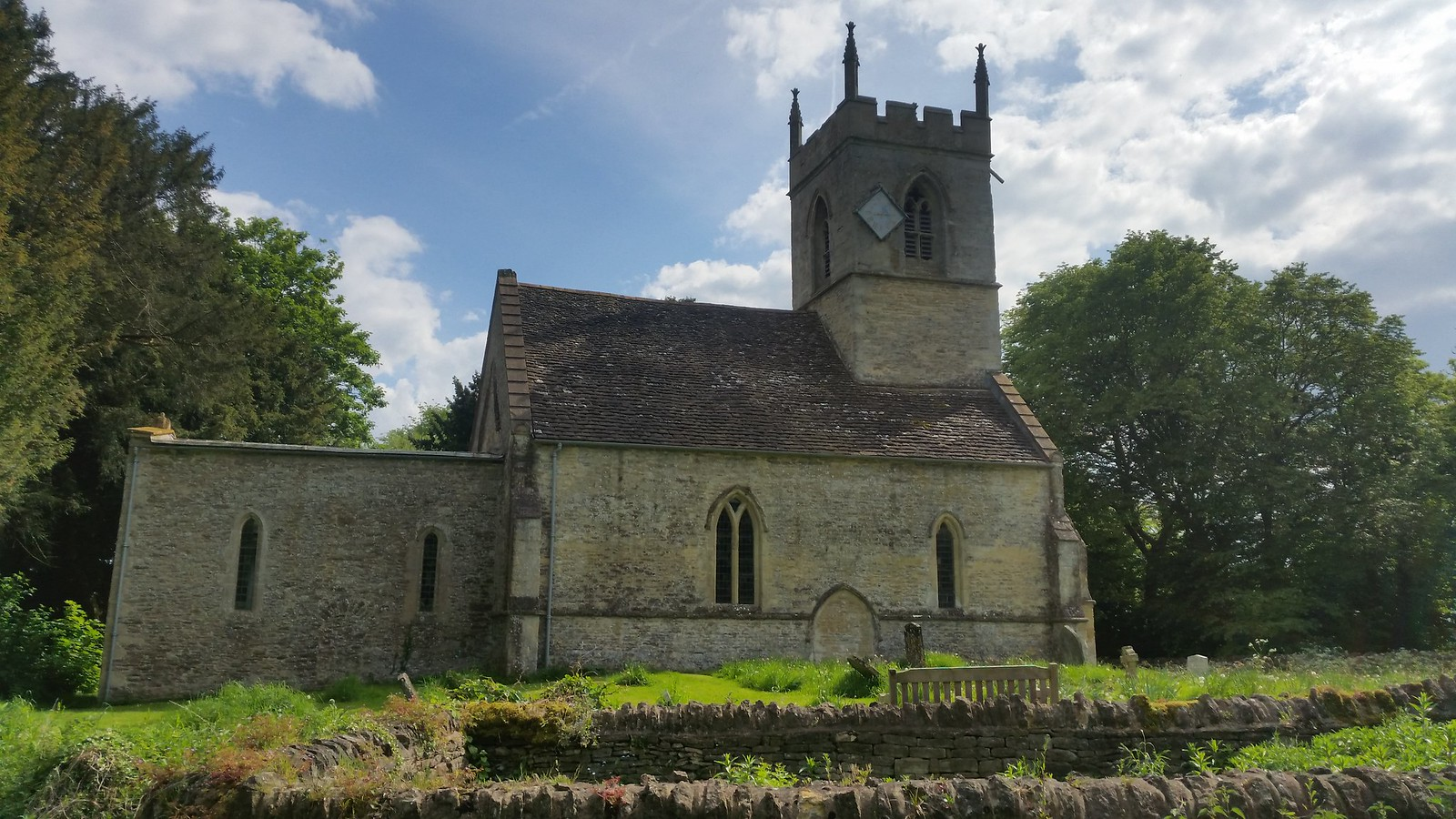 Holy Rood Church Woodeaton