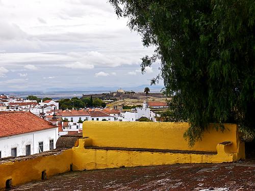 photo elvas portugal bench fortofsantaluzia fort view unescoworldheritagesite unescoworldheritage unesco worldheritagesite worldheritage whs hbm