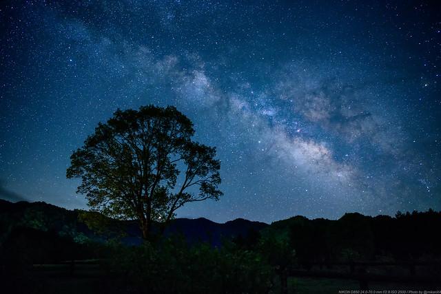 MidNight Milky way