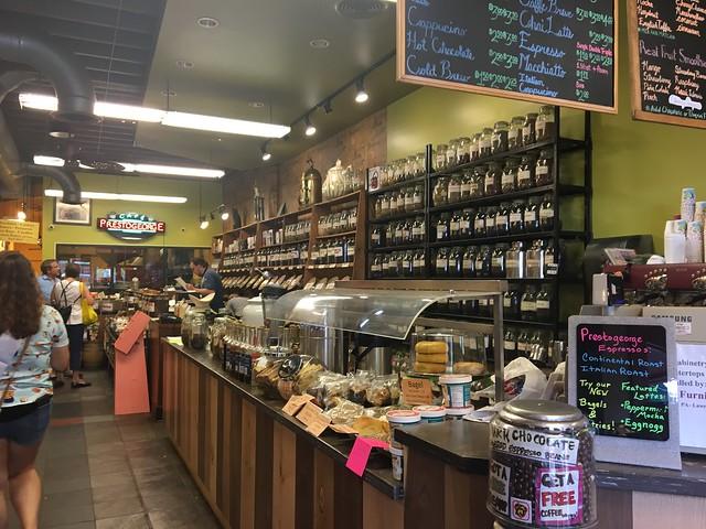 Cafe prestogeorge