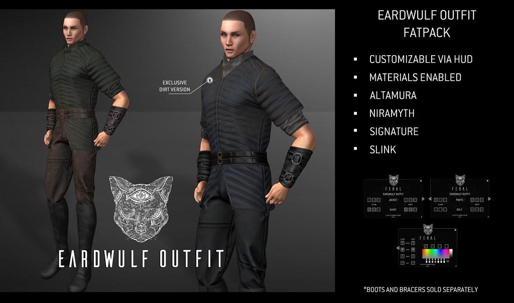 Feral – Eardwulf Outfit