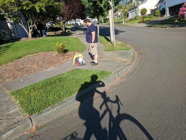 Diary of a Commute Bike: Home
