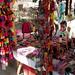 Colourful Mexican Souvenirs, Mercado Benito Juarez, Oaxaca de Juárez, Oaxaca, Mexico por dannymfoster