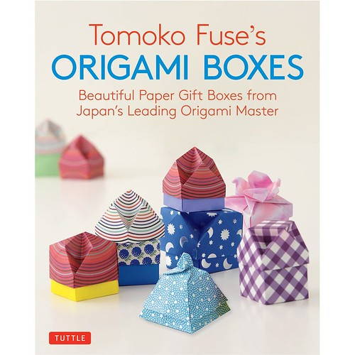 Origami Boxes by Tomako Fuse