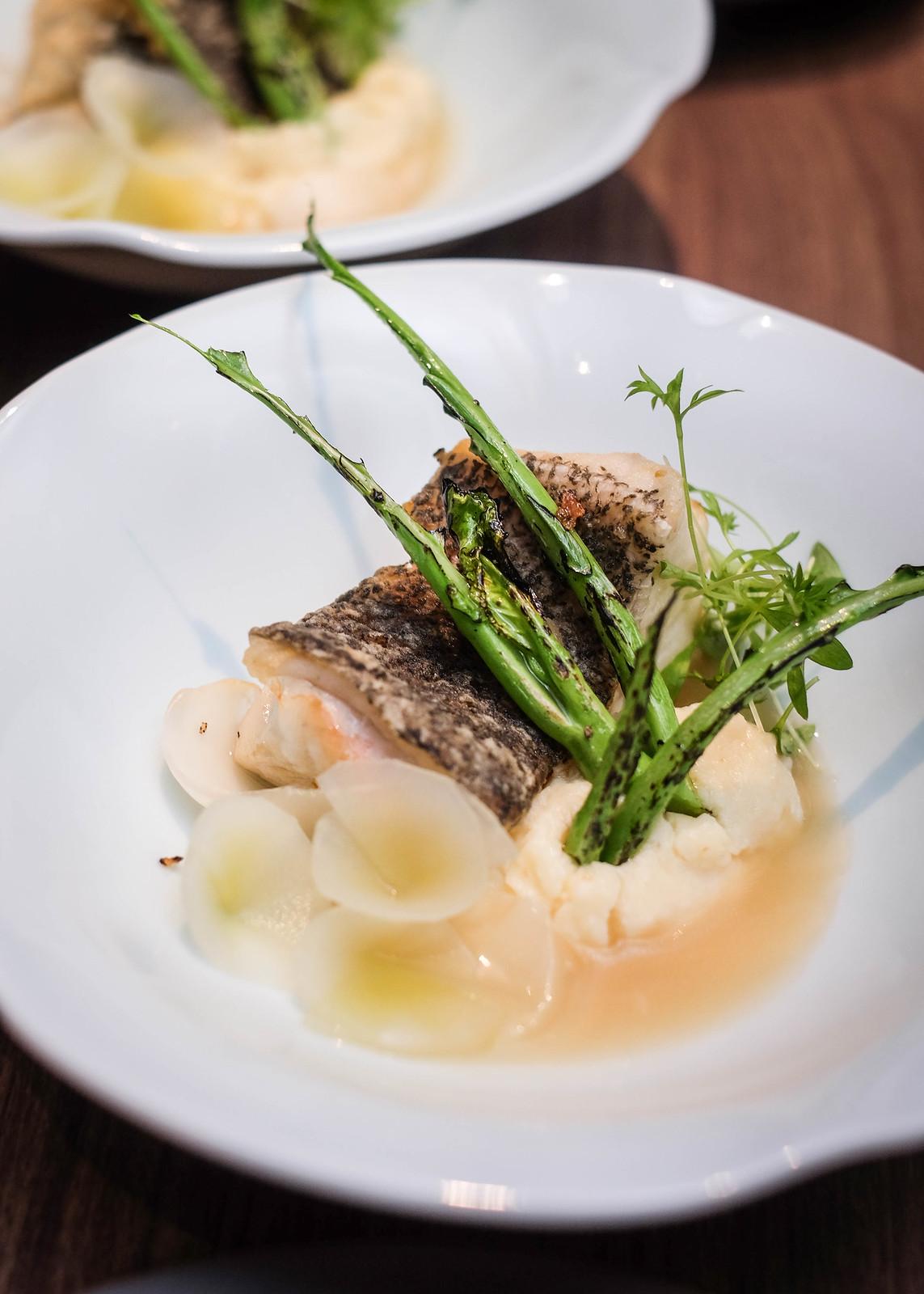 restaurant ibid Grouper