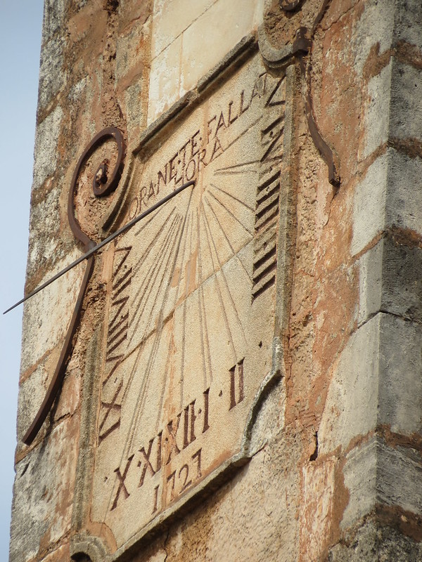 Le beffroi de l'église Saint-Michel ou Tour de l'Horloge IMG_9422