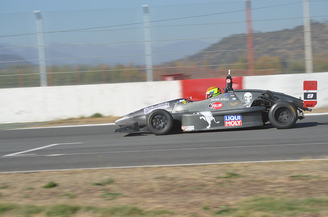 Fecha 3 - Formula 3 Chile (Gentileza de Isomaniaco)