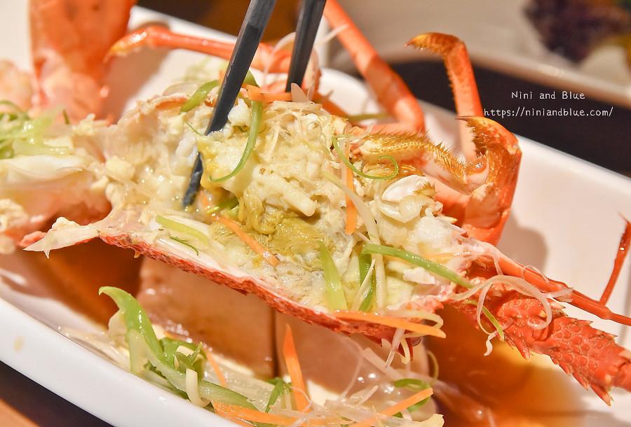 水森水產價格菜單 台中高檔生猛海鮮龍蝦餐廳18
