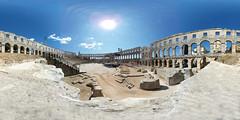 Arena in Pola