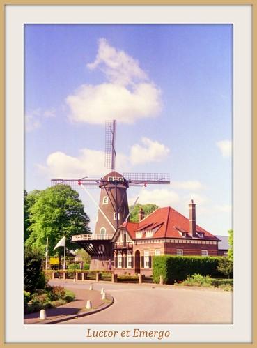 Mill in Rijkevoort