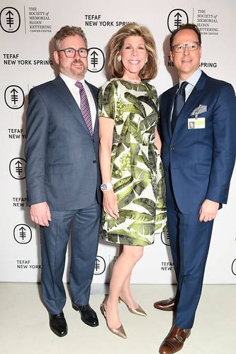 The Society of MSK : hosts Opening Night of TEFAF Spring