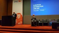 2018.05.03 Toespraak European Distribution Law