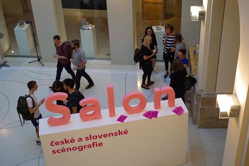 Salon české a slovenské scénografie 2018