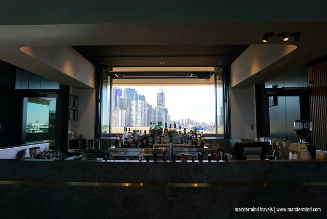 Novotel Melbourne South Wharf Mr. Carpano Bar