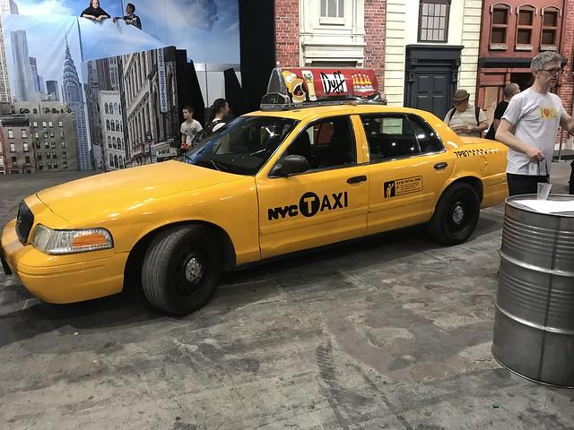 Stand New York