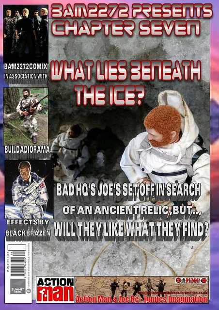 Bamcomix - An old face returns - Chapter Seven - What Lies Beneath The Ice? 39973877150_4881d9245f_z