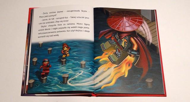 RECENZJA LEGO NINJAGO Przyjaciel czy wróg  (3)
